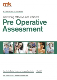 Conference - Delivering effective and efficient Pre Operative Assessment
