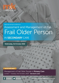 Conference - Assessment and Management of the Frail Older Person in Secondary Care