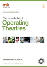 Conference - Effective and efficient Operating Theatres
