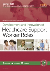 Conference - Development and Innovation of Healthcare Support Worker Roles