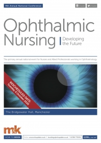 Conference - Ophthalmic Nursing: Developing the future