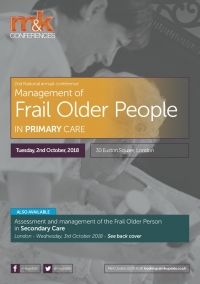 Conference - Management of Frail Older People in Primary Care