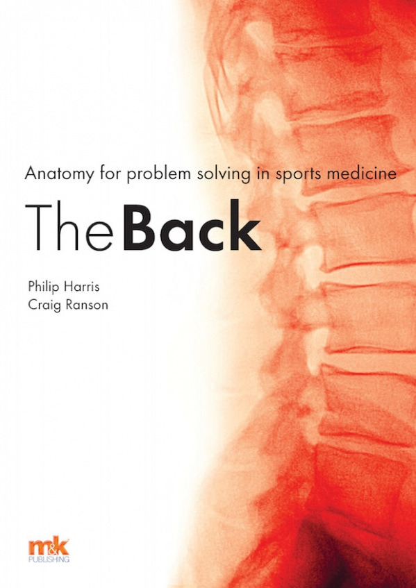 Anatomy For Problem Solving In Sports Medicine The Back